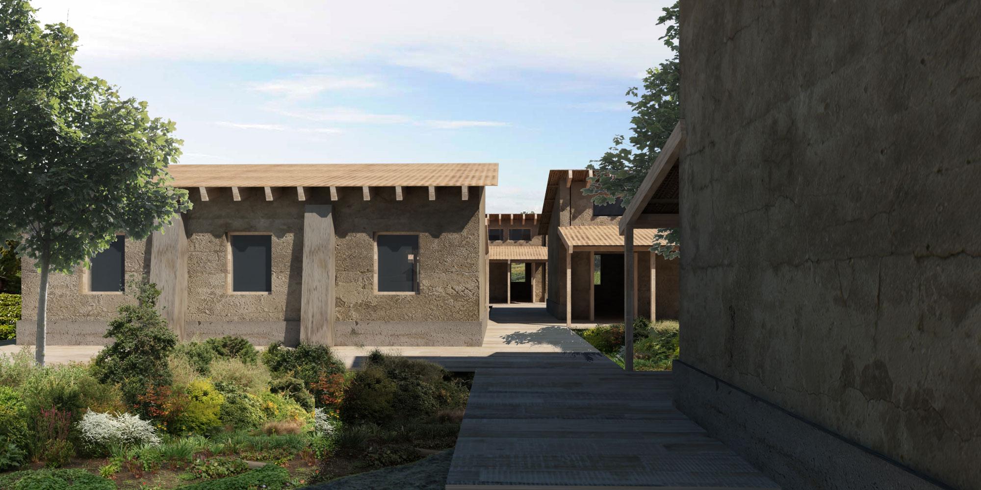Nivel Tres arquitectura México carlos chiver